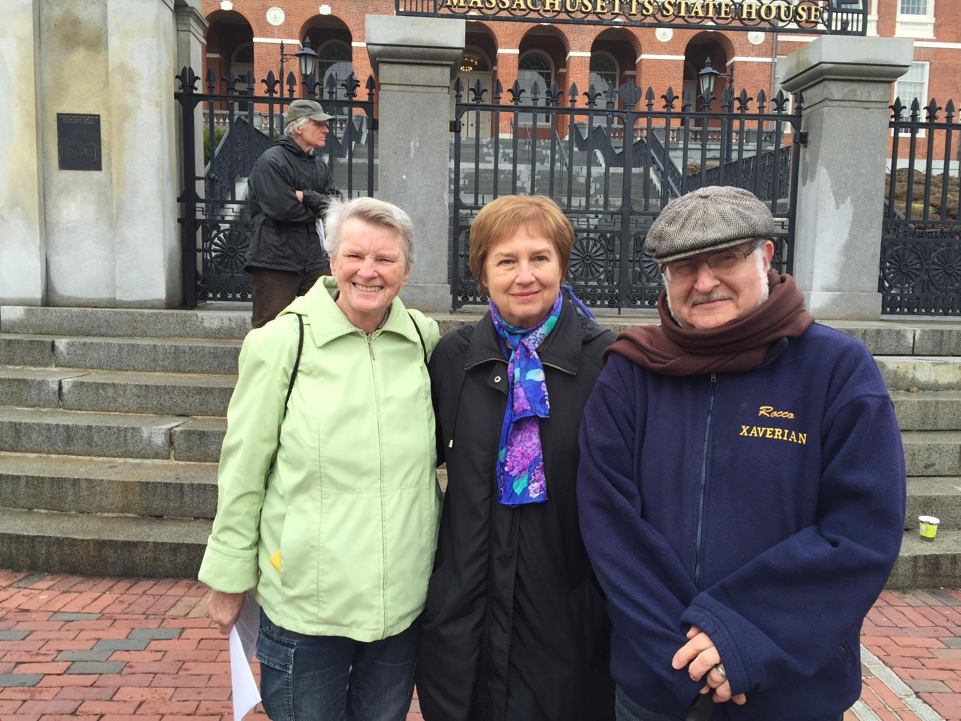 Members at the State House