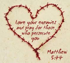 Valentine's Day Homily on Nonviolence and Love of Enemies